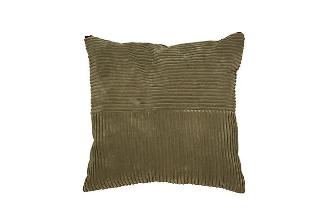 Betulia Kuddfodral 50x50 cm - Khakigrön - Heminredning - Textilier - Prydnadskuddar