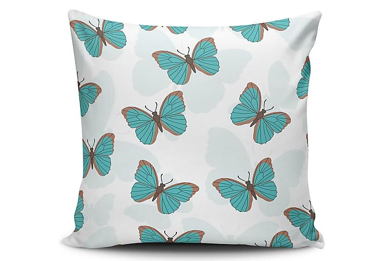 Cushion Love Kudde 45x45 cm - Multi - Heminredning - Textilier - Prydnadskuddar