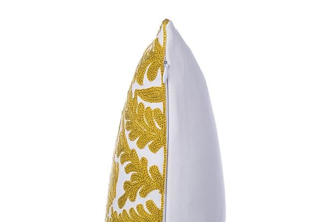 Primula Prydnadskudde 45 45 cm - Vit - Heminredning - Textilier - Prydnadskuddar