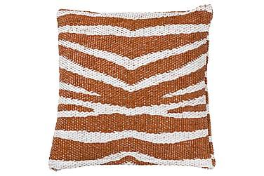 Zebra Kudde+Fodral Rust