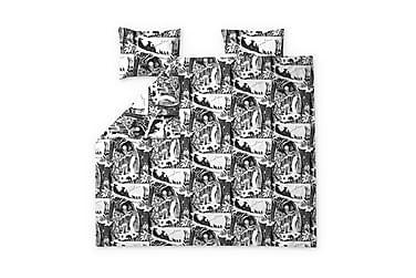 Äventyrsmumin Bäddset 240x210 cm