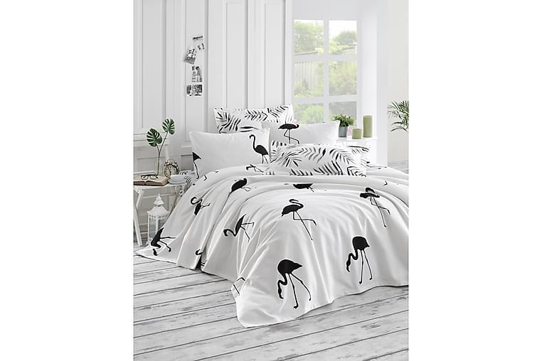 EnLora Home Överkast - Svart - Heminredning - Textilier - Sängkläder