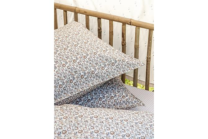 Faye Bäddset 210x150 cm Satin Dusty Orange - Borås Cotton - Heminredning - Textilier - Sängkläder