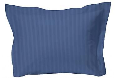 Harmony Örngott 60x50 cm Ekologisk Bomull Mörkblå