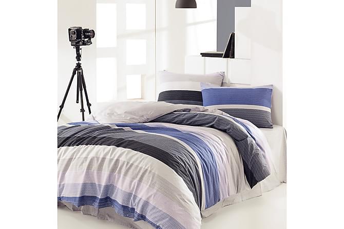 Marie Claire Bäddset Dubbelt 5-dels - Blå - Heminredning - Textilier - Sängkläder