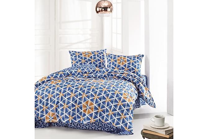 Marie Claire Bäddset Enkelt 3-dels Ranforce - Blå - Heminredning - Textilier - Sängkläder