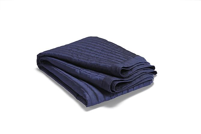 Myrrhis Överkast 270 cm - Mörkblå - Heminredning - Textilier - Sängkläder