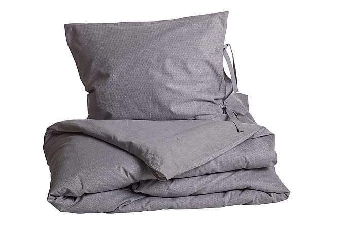 Onixa Bäddset 150x210 cm 2-Dels - Grå - Heminredning - Textilier - Sängkläder
