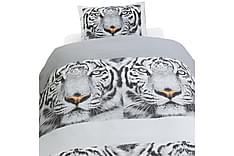 Tiger Bäddset 2-dels Flerfärgad