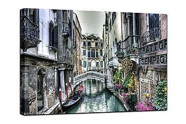 Canvastavla Venice