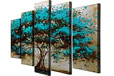 Decorative Canvas Painting (5 Pieces)