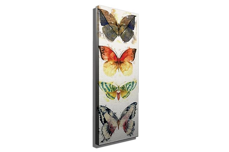 Dekorativ Canvasmålning - Flerfärgad - Heminredning - Väggdekor - Canvastavlor