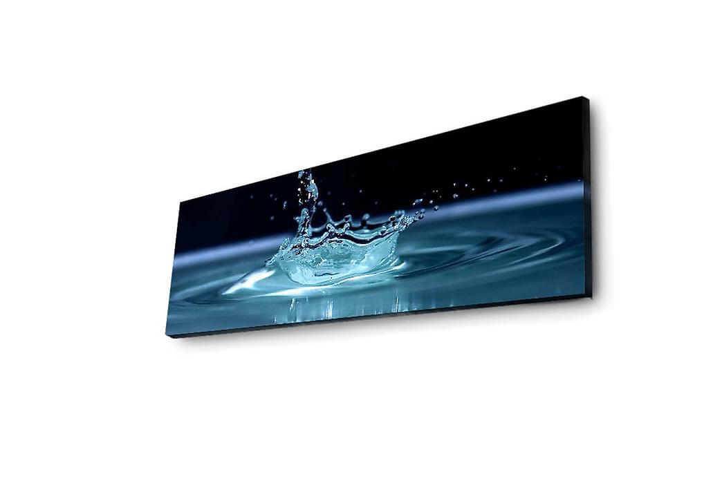 Dekorativ Canvasmålning LED-belysning - Flerfärgad - Heminredning - Väggdekor - Canvastavlor