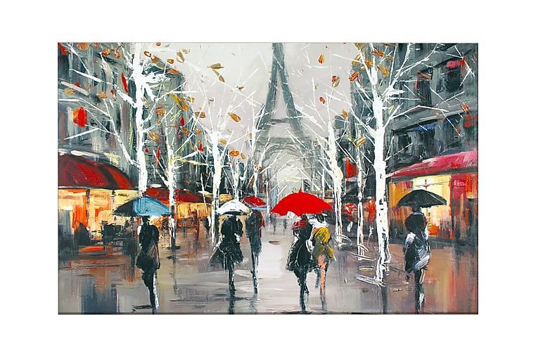 Eiffeltornet Ramverk - Homemania - Heminredning - Väggdekor - Canvastavlor
