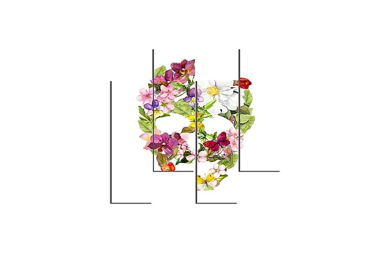 Skalle Ramverk - Homemania - Heminredning - Väggdekor - Canvastavlor