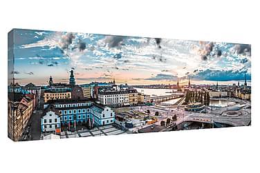Tavla Canvas Slussen, Stockholm
