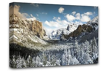 Yosemite Valley Tavla Canvas