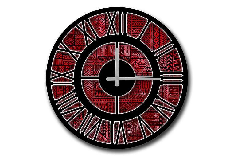 Väggdekor MDF Klocka - Heminredning - Väggdekor - Klockor & väggklockor
