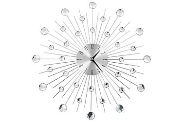 Väggklocka med Quartz-urverk 50 cm modern design