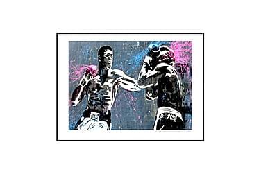 Poster Mohammad Ali 70x100 cm