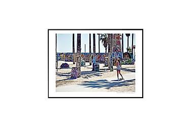 Poster Venice skategirl