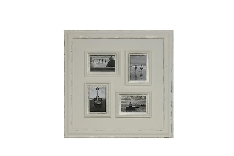 Lidsbron Fotoram 59 cm - Vit - Heminredning - Väggdekor - Ramar