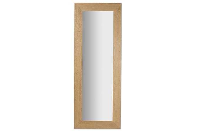 DALV Spegel - 58x158cm Trä - Heminredning - Väggdekor - Speglar
