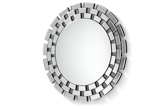 MIRA Spegel - 90x90 cm - Heminredning - Väggdekor - Speglar