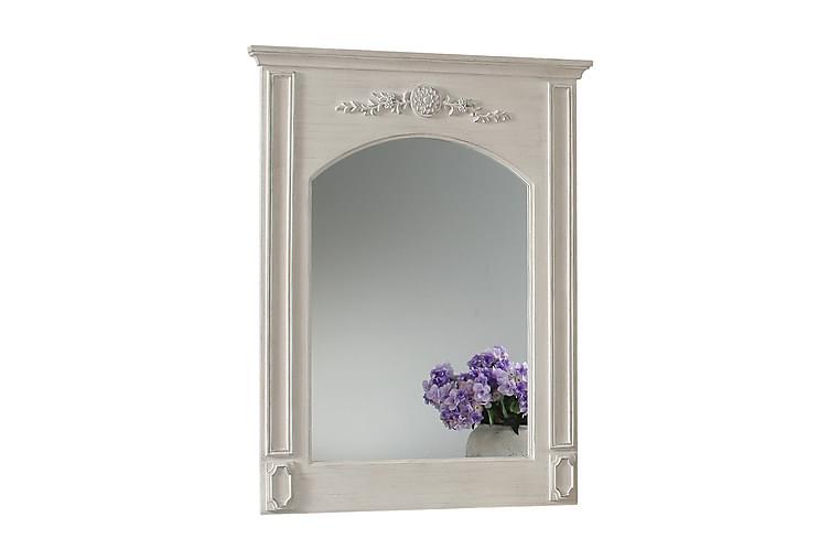 Rosendal Spegel Vit - AG Home & Light - Heminredning - Väggdekor - Speglar