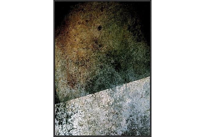 Cement III Tavla - 50x70 cm - Heminredning - Väggdekor - Tavlor & konst