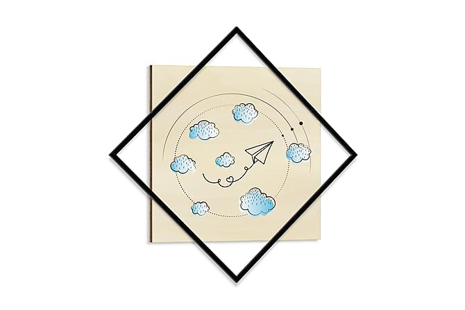 Decorative Framed Painting - Heminredning - Väggdekor - Tavlor & konst