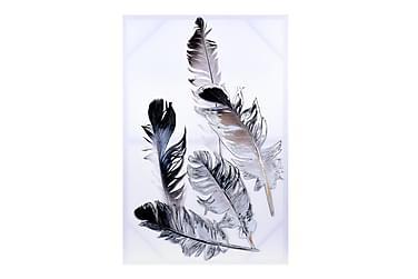 Fjädrar Tavla