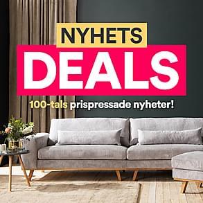 Nyhets deals - 100-tals prispressade nyheter!
