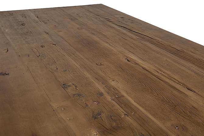 Vera spisebord 180x90 rustik elmetræ   trademax