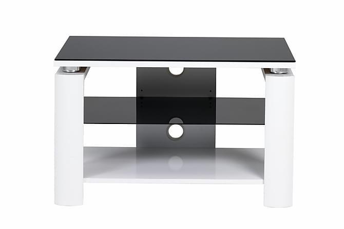 ... tv bord i hvit laminat og laminat tv benken har mange spennende
