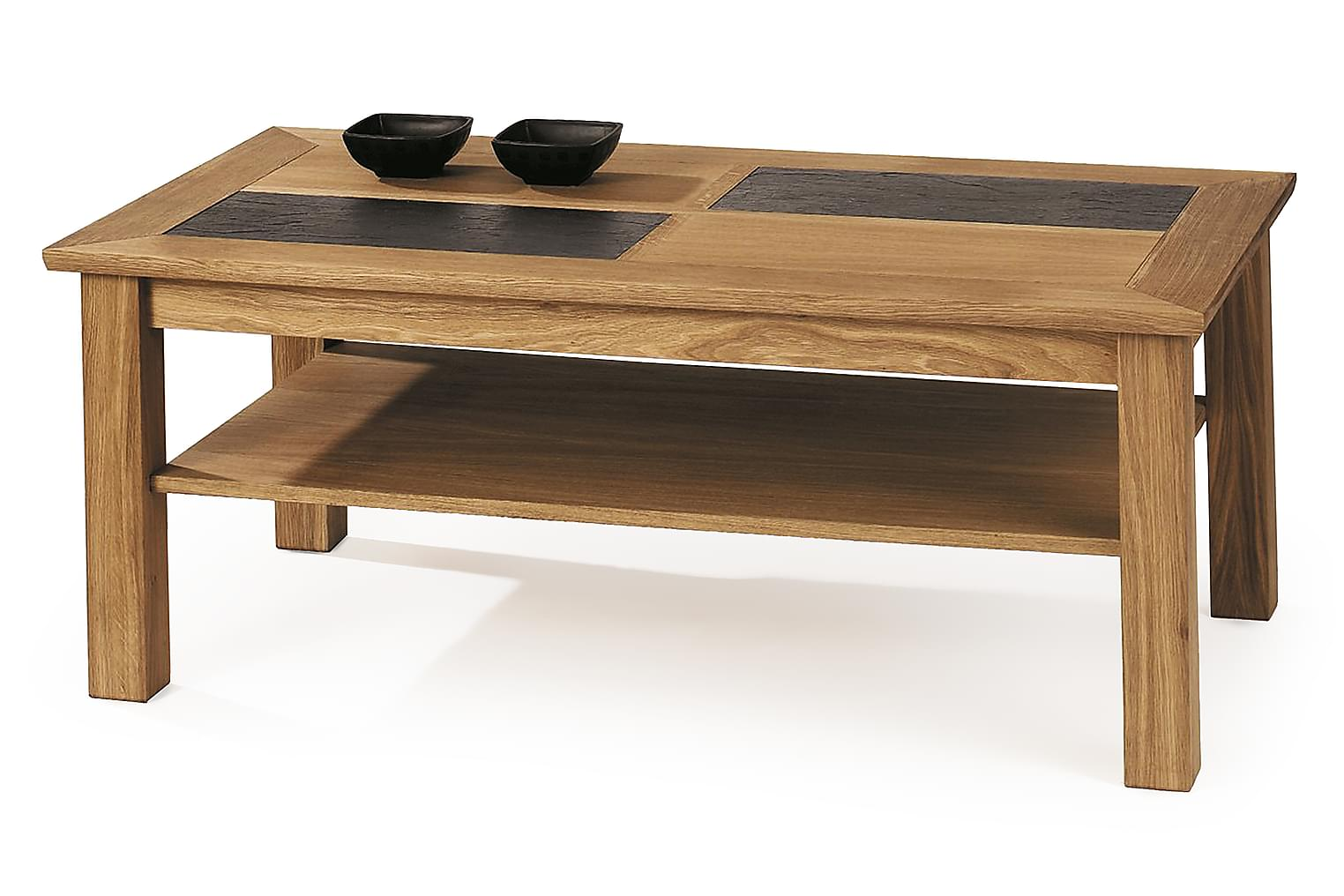 Scandinavian Choice Lomma Sofabord 130 cm - Oljet Eik/Fin?r