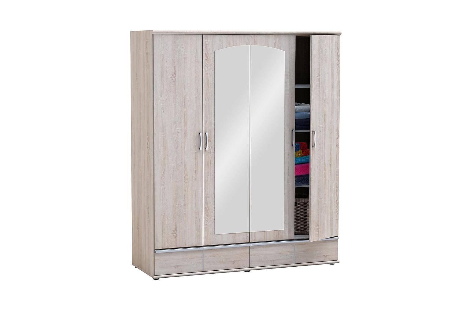 Square SQUARE Garderob 172 Ek-Borstad -