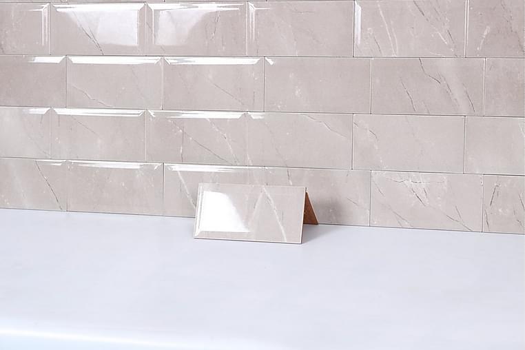 Kakel Metro Carrara Grey 10X20 - Kakel & klinker - Kakel - Fasat kakel