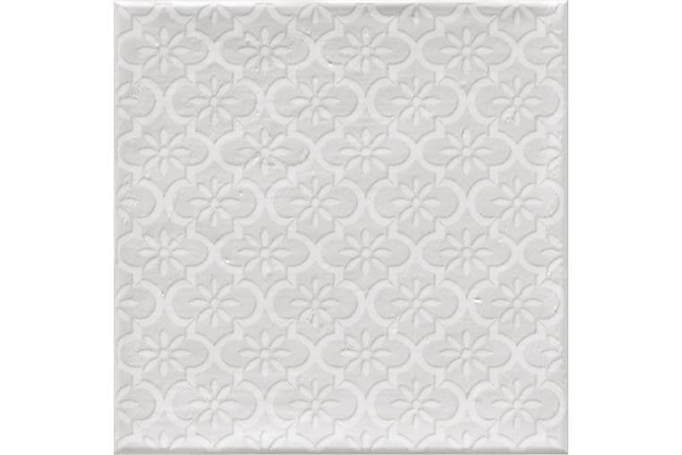 Kakel Bugis Blanco 20X20 - Kakel & klinker - Kakel - Mönstrat kakel