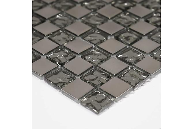 Kristallmosaik Glow Silver 30X30 - Kakel & klinker - Mosaik - Kristallmosaik