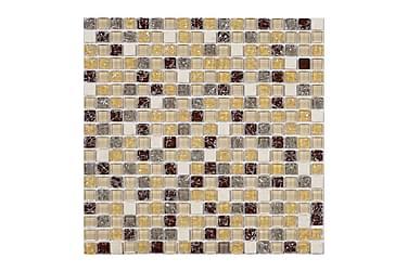 Kristallmosaik Vivida Amber 30X30