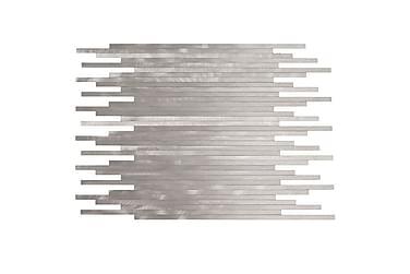 Stavmosaik Aluminium 29X39