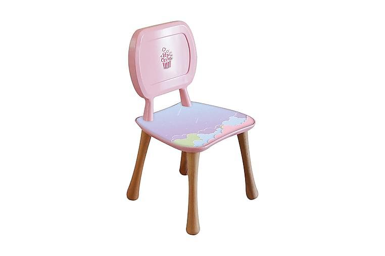 Kid's Chair Multifärgad - Möbler - Barnmöbler - Barnstol