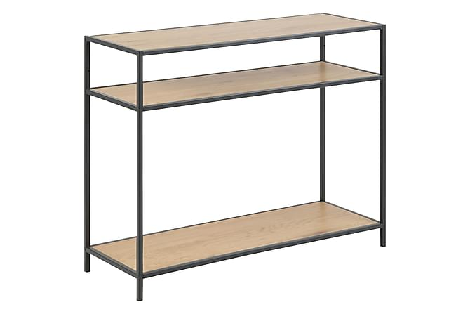 Hasslevik Avlastningsbord 100 cm - Vildek/Svart - Möbler - Bord - Avlastningsbord & hallbord