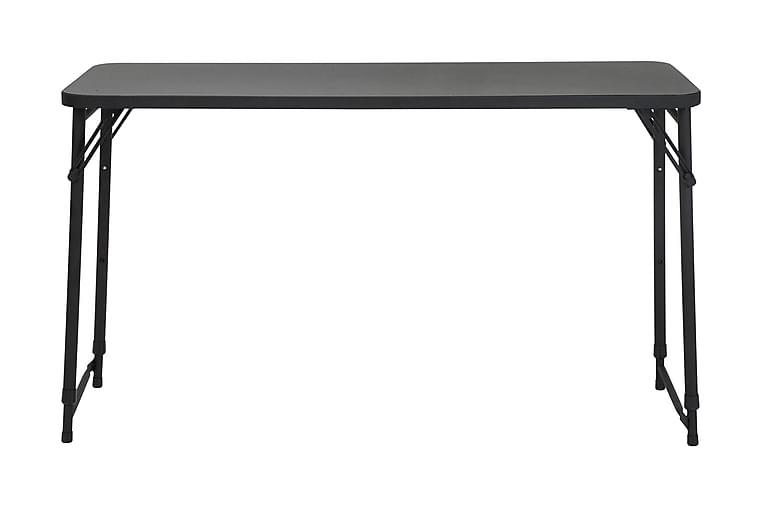 Konsollbord 122 cm Svart - Dorel Home - Möbler - Bord - Avlastningsbord & hallbord