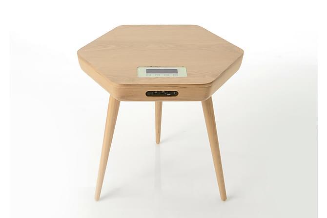Sidobord 54 cm - Trä/Natur - Möbler - Bord - Avlastningsbord & hallbord