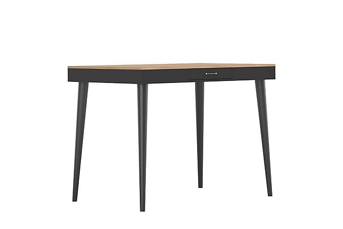 Vismarly Barbord 134 cm - Trä/Svart - Möbler - Bord - Matbord & köksbord