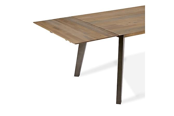 Malaga Tilläggsskiva 50 cm - Brun - Möbler - Bord - Bordsben & tillbehör