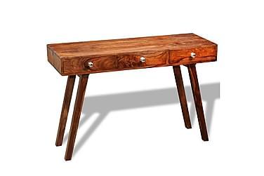 Marisol Avlastningsbord 3 lådor 116x42 cm