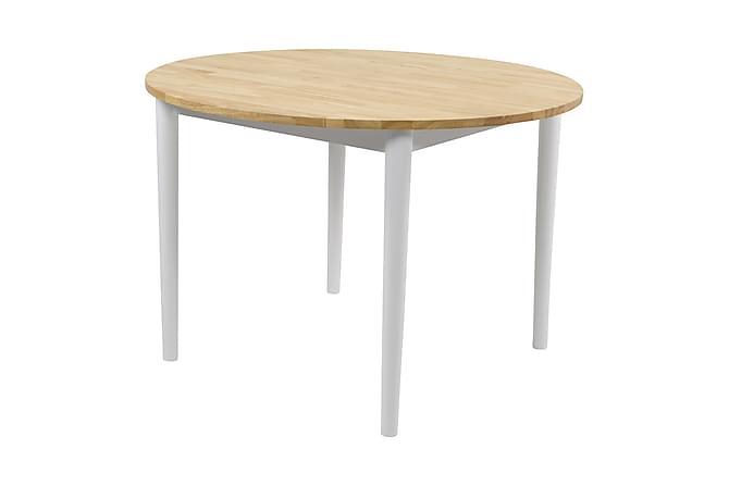 Circum Matbord - Natur/Vit - Möbler - Bord - Matbord & köksbord